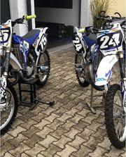 YZ 125 LC Moto-Cross wie