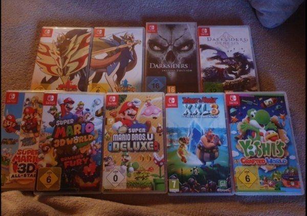 Top Nintendo Switch Spiele