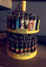Clipper Feuerzeugständer