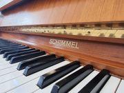 Hochwertiges SCHIMMEL Klavier gepflegt gestimmt