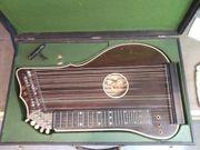Musikinstrumente Zitter
