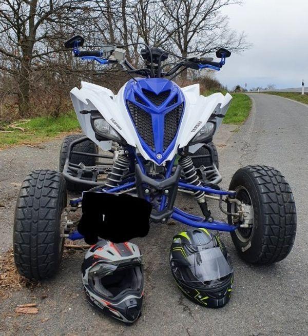 Quad Yamaha Raptor 700 LOF
