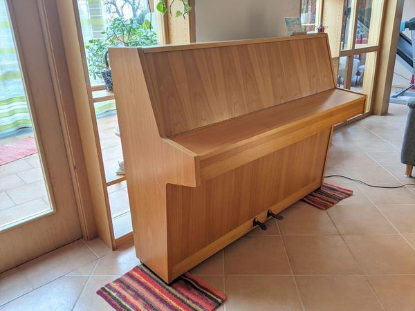 Ich bin ein Klavier - holt