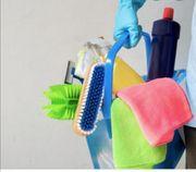 Reinigungskraft Putzhilfe