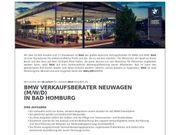 BMW Verkaufsberater Neuwagen m w
