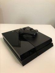 PS4 500GB Schwarz