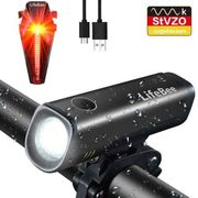 LED Fahrradlicht Fahrradlampe