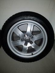 4 x Audi Felgen 17