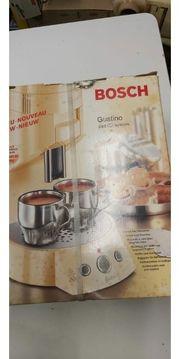 Bosch pet Kaffeemaschine