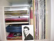 Elvis Presley - sehr große Vinyl- und