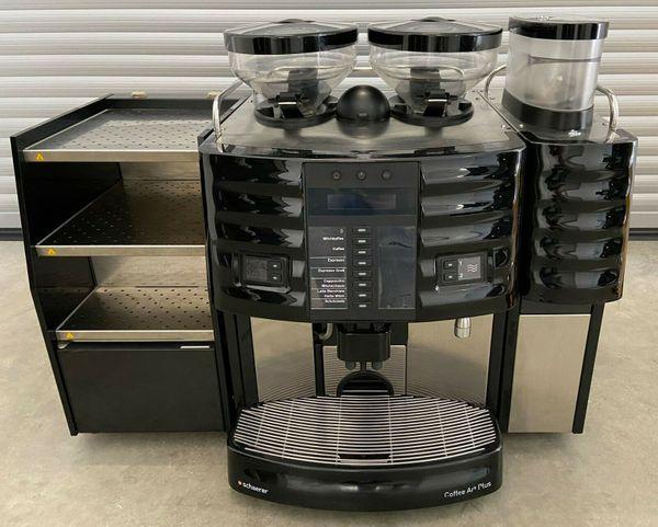SCHAERER Coffee Art Kaffeevollautomat 2
