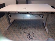 elektrisch Höhenverstellbarer Schreibtisch mit Memoryfunktion