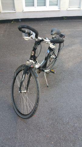 Damen-Fahrräder - Epple Cross Cat 28 Zoll