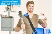 Zeitung austragen in München Moosach -