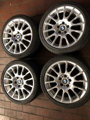 4 Motorsport-Alufelgen BMW 8 5Jx18H2