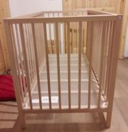 Babybett von Ikea