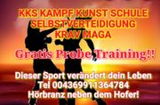 Probe Training GRATIS KKS Kampfsport