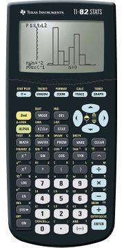 Taschenrechner Texas Instruments TI-82 stats