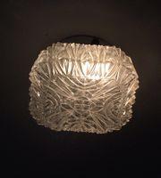 Deckenlampe Glas