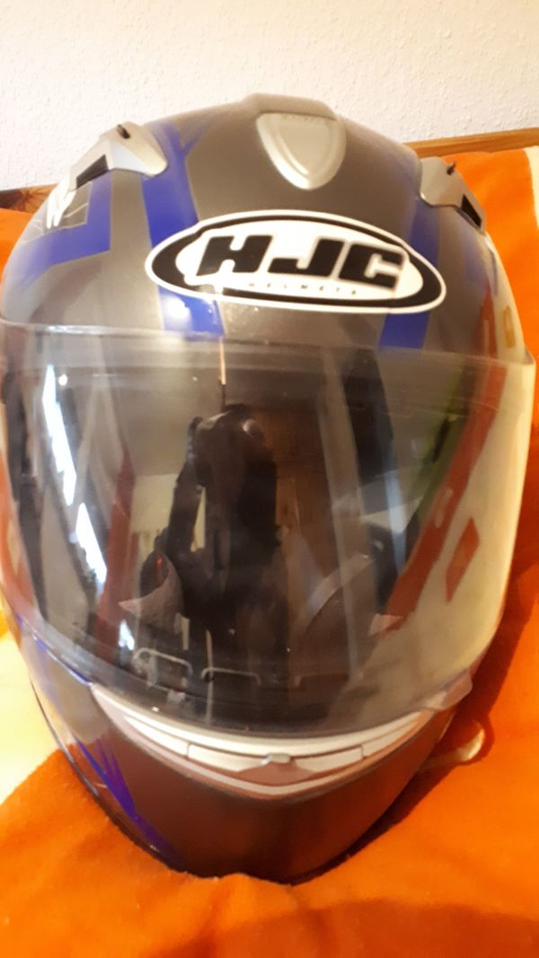 Motorradhelm HJC