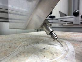 Geräte, Maschinen - CNC Graviermaschine für Fotos