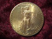 Vereinigte Staaten 20 Dollars Gold
