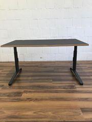 Schreibtisch von Werndl upcycling Inventarkreisel