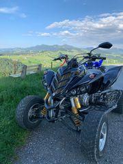 YAMAHA RAPTOR 700 YMF ATV