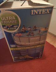 INTEX-Pool 4 88x1 22m