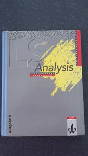Analysis Leistungskurs Gesamtband Ausgabe A