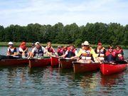 Klessen und Gruppenfahrten im Kanu