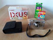 Canon IXUS II IX240 APS-Kamera