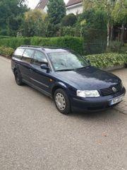 VW Passat Variant TÜV Neu