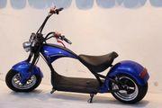 Privatverkauf neuer E-Scrooser Citycoco Harley