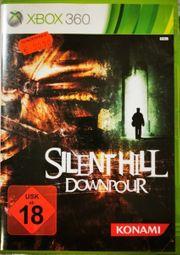 XBOX 360 Silent Hill Downpour