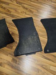 Audi A4 2 Fußmatten aus