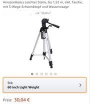 Stativ Kamera Video Ständer Halterung