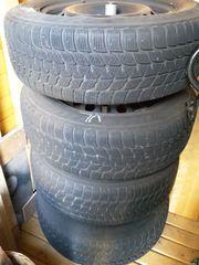 Winterreifen von Bridgestone 195 65R15