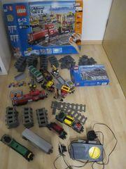 LEGO CITY Eisenbahn elektrisch World