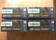 4 LED Lichterketten Neu Fehlkauf