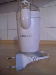 elektr Kaffeemühle Clatronic wie neu