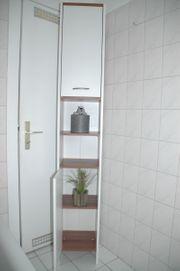Badezimmer Hochschrank 2-türig Front u