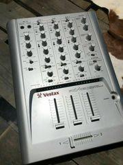 Vestax PCV 180 Mischpult Dj