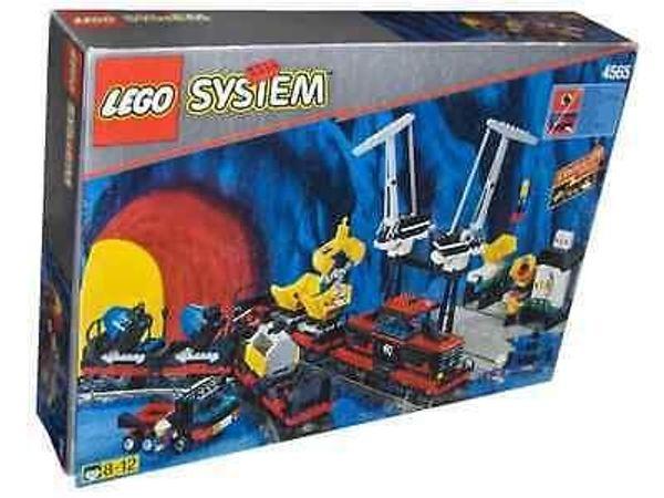 Lego 4565 Schwerer Güterzug NEU