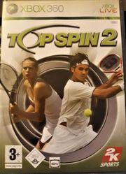 TOP SPIN 2 TENNIS XBOX360