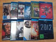 Div Blu-ray und DVD Filme