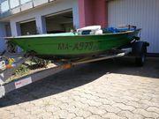 Angelboot Ruderboot Wallerboot