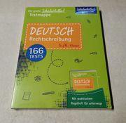 NEU Schülerhilfe Testmappe Deutsch Klasse