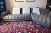 Geschenkt Super bequemes grosses Sofa