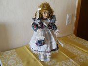 Gilde Puppe Handarbeit Sammlerstück